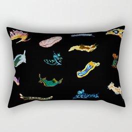 Naked gills Rectangular Pillow