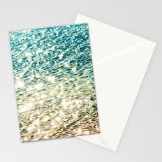 Sparkling water- for iphone Stationery Cards