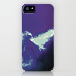 """""""Waldo Canyon #2"""" with poem: Unmade Bed iPhone Case"""