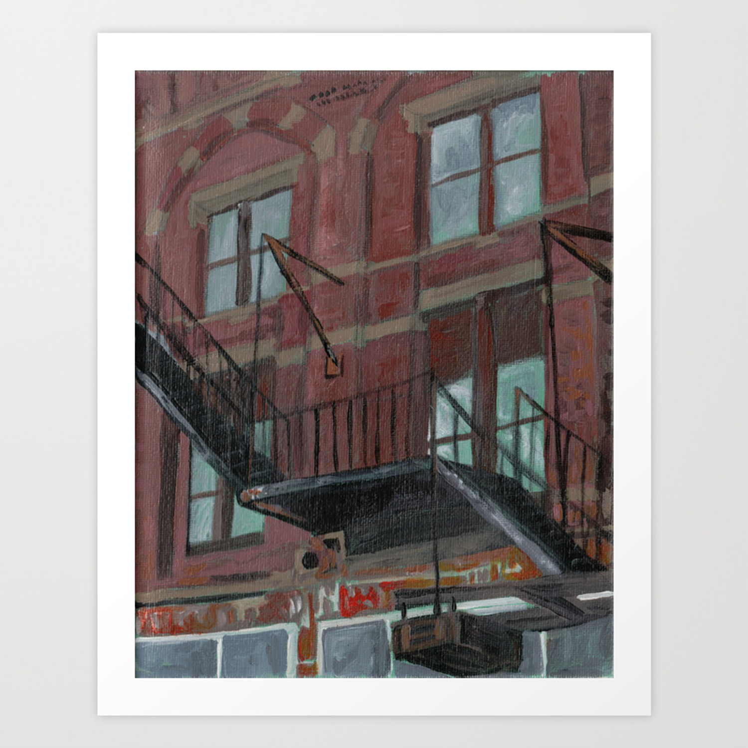 Masonic temple lynn massachusetts old building art print
