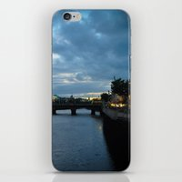 dublin iPhone & iPod Skins featuring Dublin by Ashley Hirst Photography