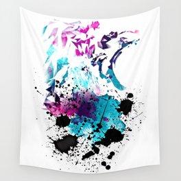 Lions Splash by GEN Z Wall Tapestry