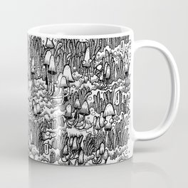Little mushrooms Coffee Mug