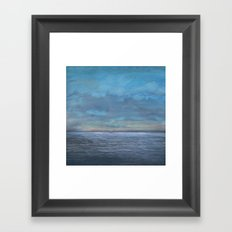 Promise (of a new day) Framed Art Print