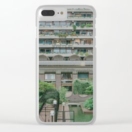 Barbican Sewers Clear iPhone Case