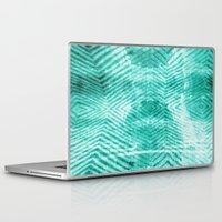 tie dye Laptop & iPad Skins featuring Tie Dye  by Jenna Davis Designs