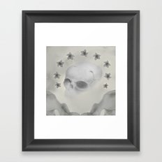 Little Blossom Framed Art Print