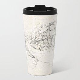 Flute Metal Travel Mug