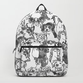 Dog Park, ink Backpack