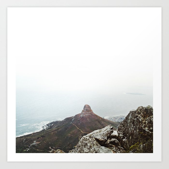 From Table Mountain II Kunstdrucke