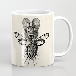 Bat butterfly Coffee Mug
