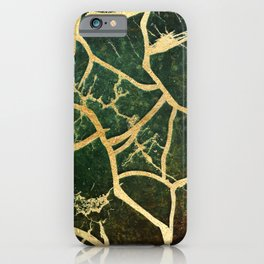 KINTSUGI  ::  Let Go iPhone Case