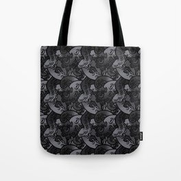 Tentacle Pattern Tote Bag