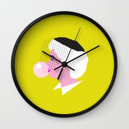 Blow Business Wall Clock