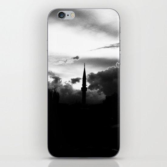 dark day iPhone & iPod Skin