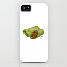Kueh Dadar Dua iPhone Case