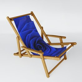 blue rose Sling Chair