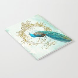 Peacock Mode Notebook