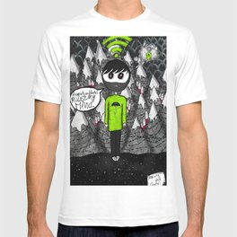 """Psychic syndromes : """"Thought insertion syndrome"""" by Anxiety and Gretel T-shirt"""