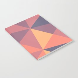 Sunset Afterglow Notebook