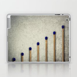 whole matches stairsteps Laptop & iPad Skin