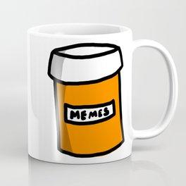 Prescription Meme-ication Coffee Mug
