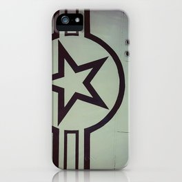 Air Force Insignia iPhone Case