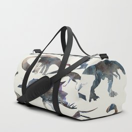 Dinosaurs Pattern Duffle Bag