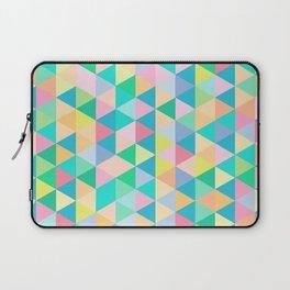 Retro Pastels Laptop Sleeve