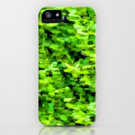 Abstract 38940 iPhone Case