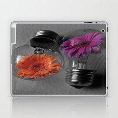 Flower bulbs Laptop & iPad Skin
