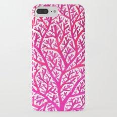 Fan Coral – Pink Ombré iPhone 7 Plus Slim Case