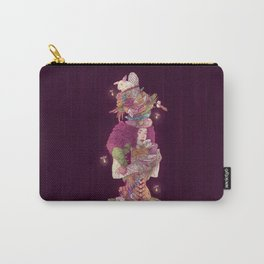 Mad Lady Carry-All Pouch