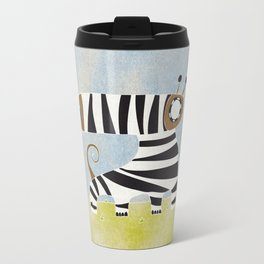 Brown Mummynimal Travel Mug