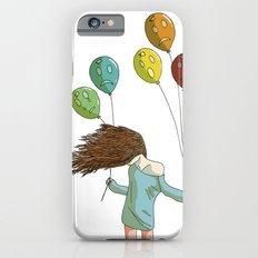 Baloons on wind iPhone 6s Slim Case