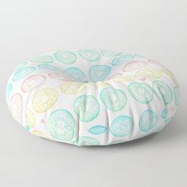 Delicious Donuts Floor Pillow