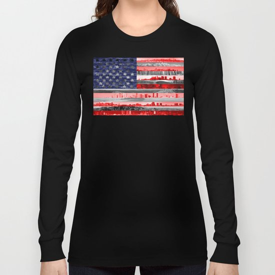 My America Long Sleeve T-shirt