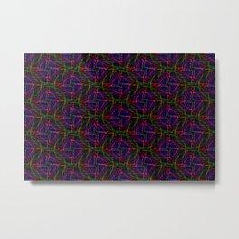 Colorandblack serie 59 Metal Print