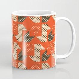 Clover&Nessie Apple/Choco Coffee Mug