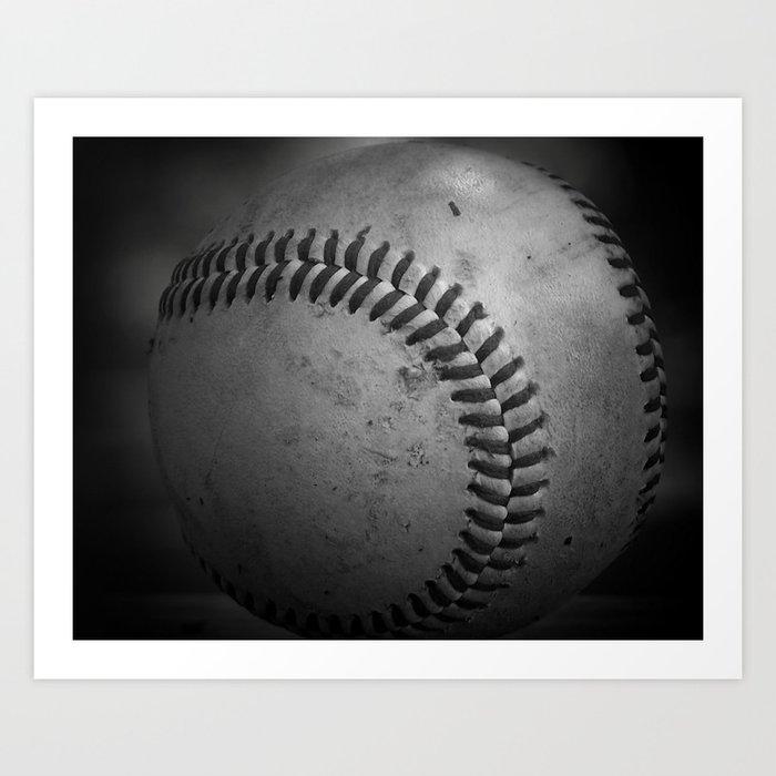 Baseball Kunstdrucke