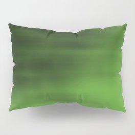 Blurred Sky-Green Pillow Sham