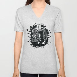 Need More Space Unisex V-Neck