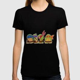 Jellybean Turtles  T-shirt