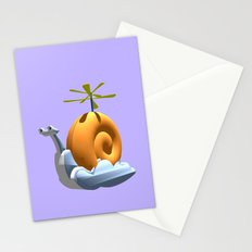 THE SNAIL Stationery Cards