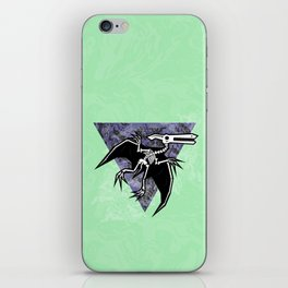 Pterodactyl Fossil iPhone Skin