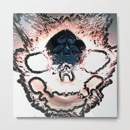 HELSOMN Metal Print
