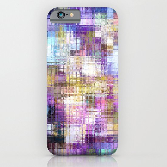 Played Plaid iPhone & iPod Case