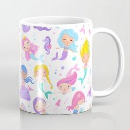 Pretty Mermaids Coffee Mug