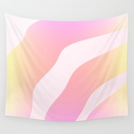 Pastel Design 3 Wall Tapestry