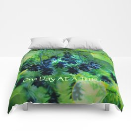 One Day At A Time . . . Comforters
